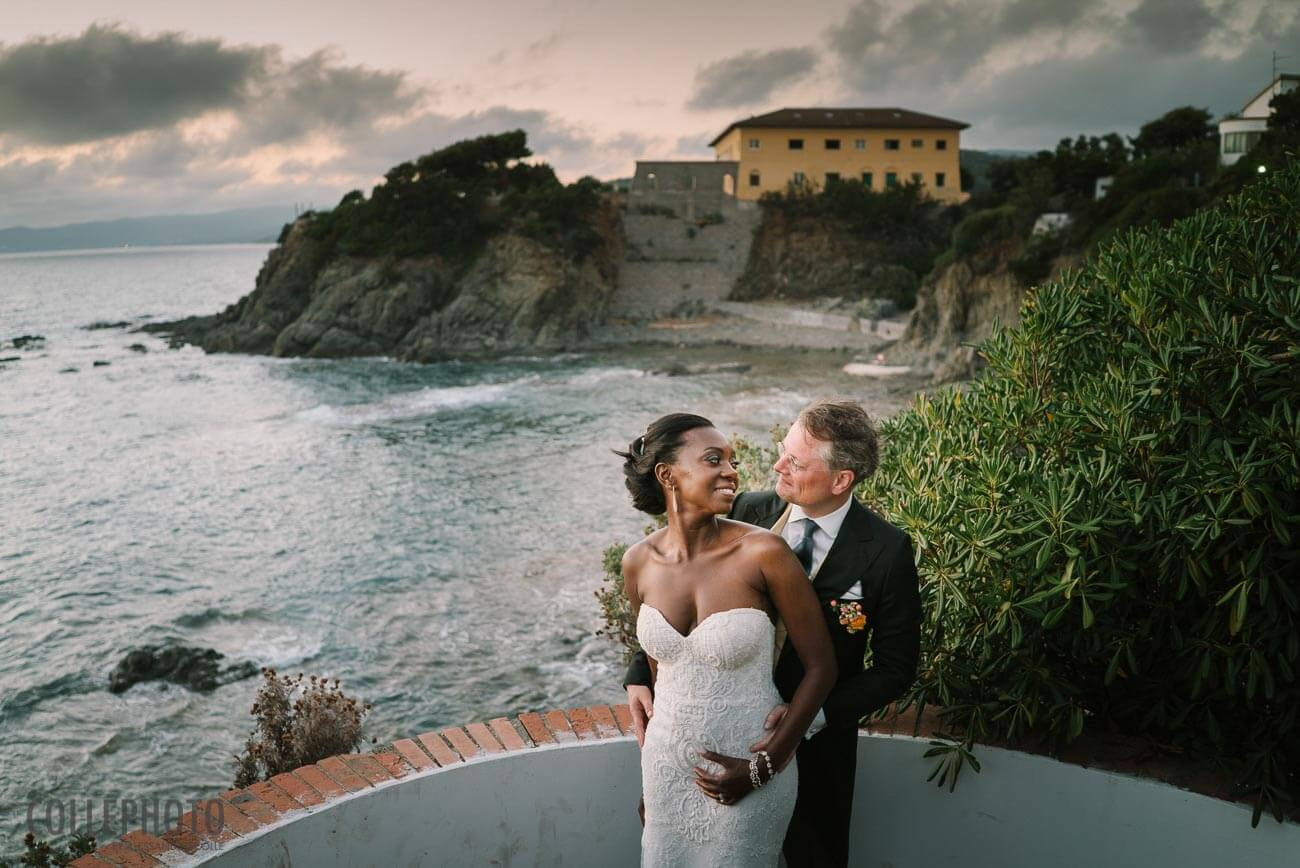 Thandie e Benno - Matrimonio a Villa Parisi Wedding 104