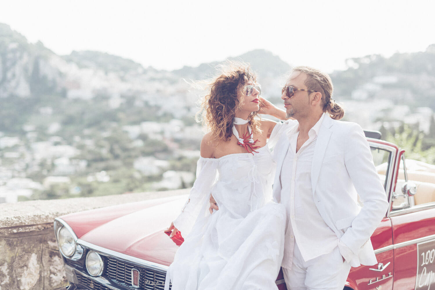 Capri Honeymoon Wedding Photography
