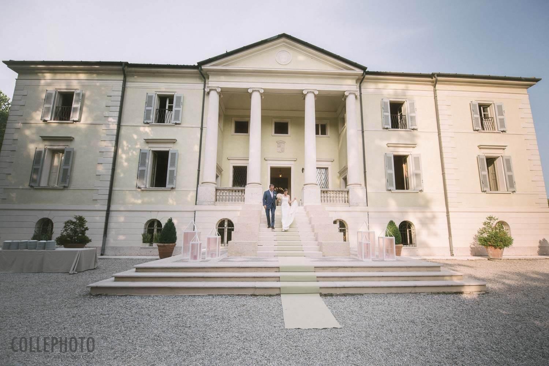 Filippo e Giulia - Matrimonio Villa Bagno Mantova Wedding 28