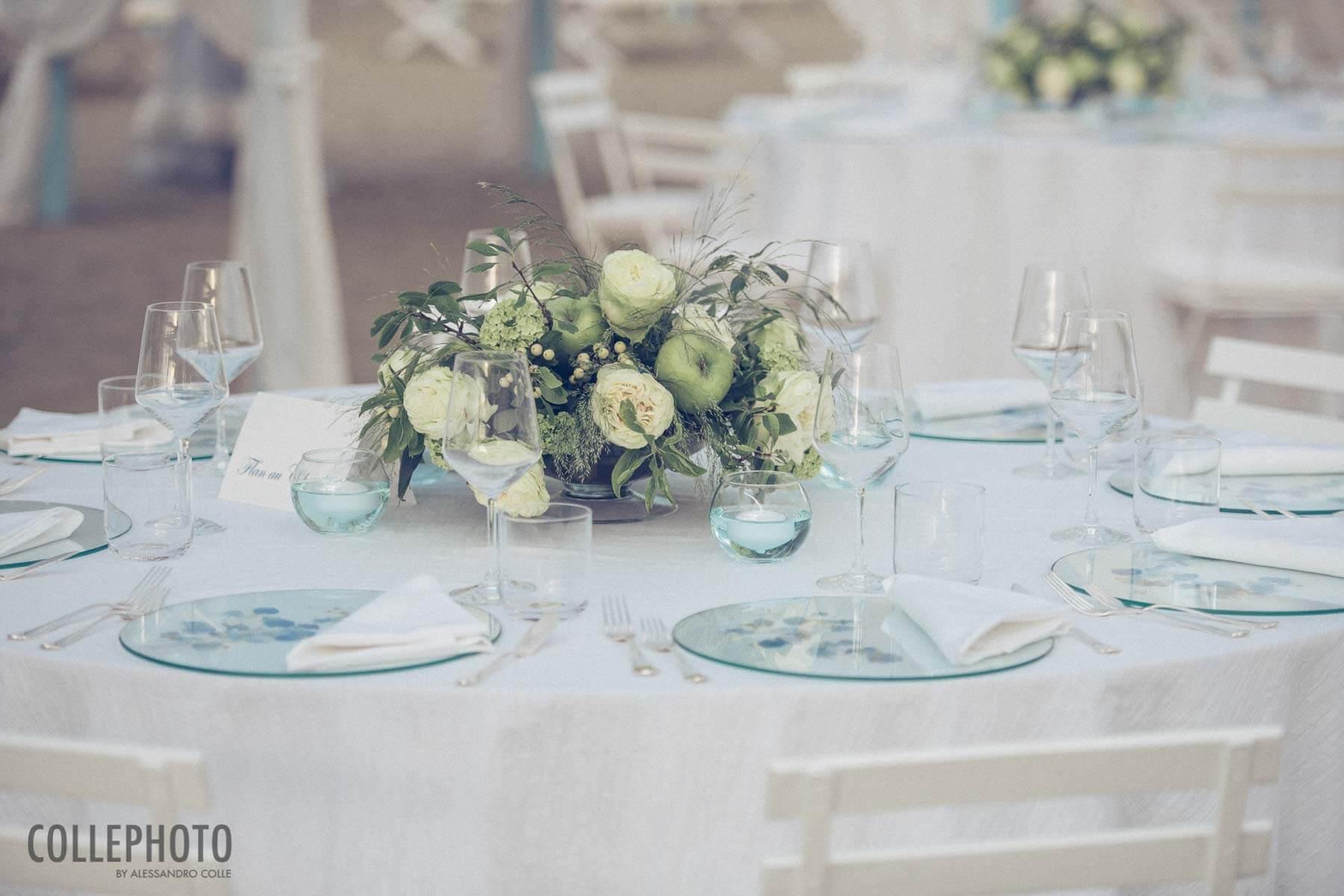 Flaminia e Pierandrea - Matrimonio Bagno Annetta Forte dei Marmi Wedding 057