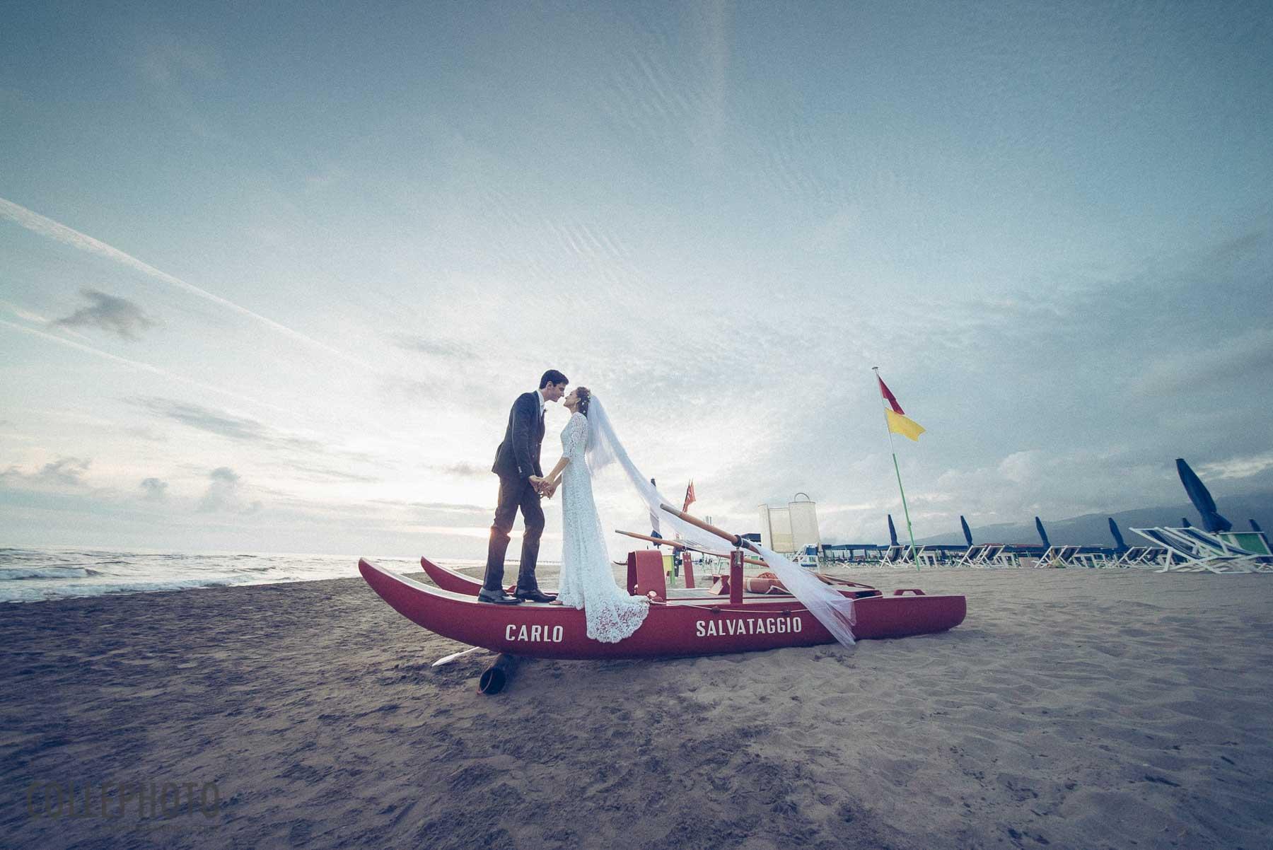 Flaminia e Pierandrea - Matrimonio Bagno Annetta Forte dei Marmi Wedding 079
