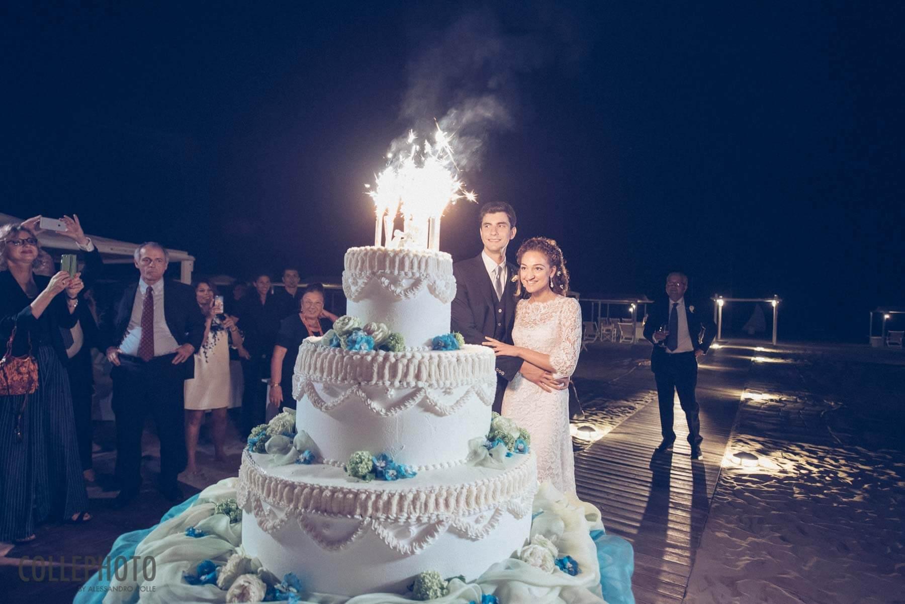 Flaminia e Pierandrea - Matrimonio Bagno Annetta Forte dei Marmi Wedding 100