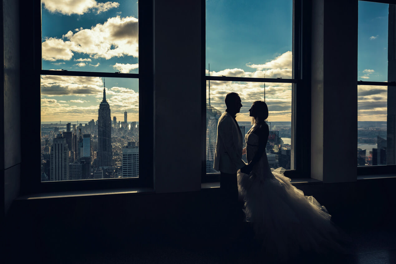 Francesca e Marco - Matrimonio a New York Wedding 17