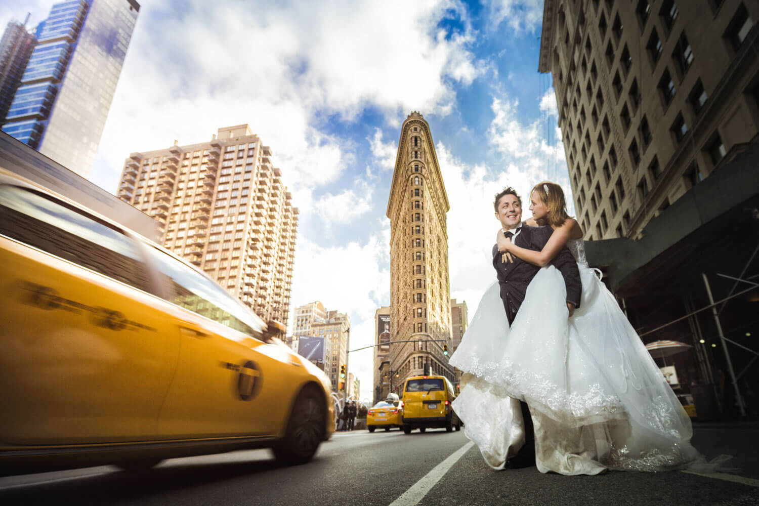 Gaia e Gabriele - Honeymoon Postwedding New York 19