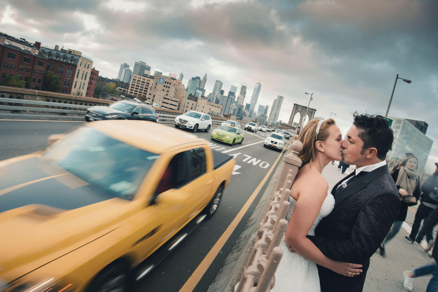 Gaia e Gabriele - Honeymoon Postwedding New York 22