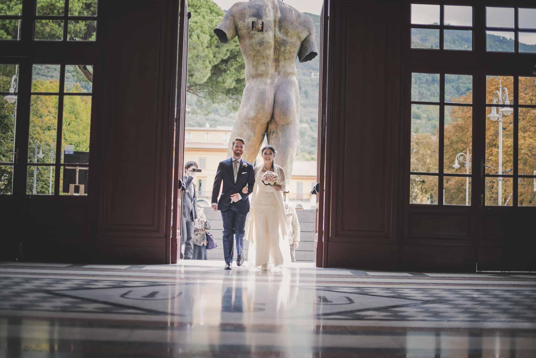 Luca e Hiromi - Matrimonio a Pietrasanta Wedding 27