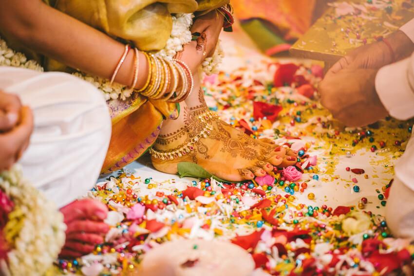 Matrimonio Tradizionale Indiano a Dallas, Texas - Giorno 1 111