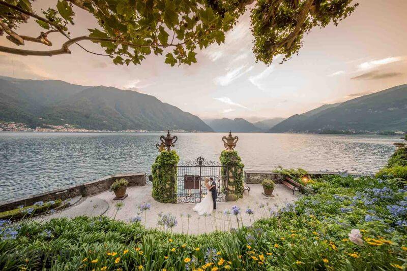 Matrimonio Villa del Balbianello Lago di Como – Wedding Como Lake 54