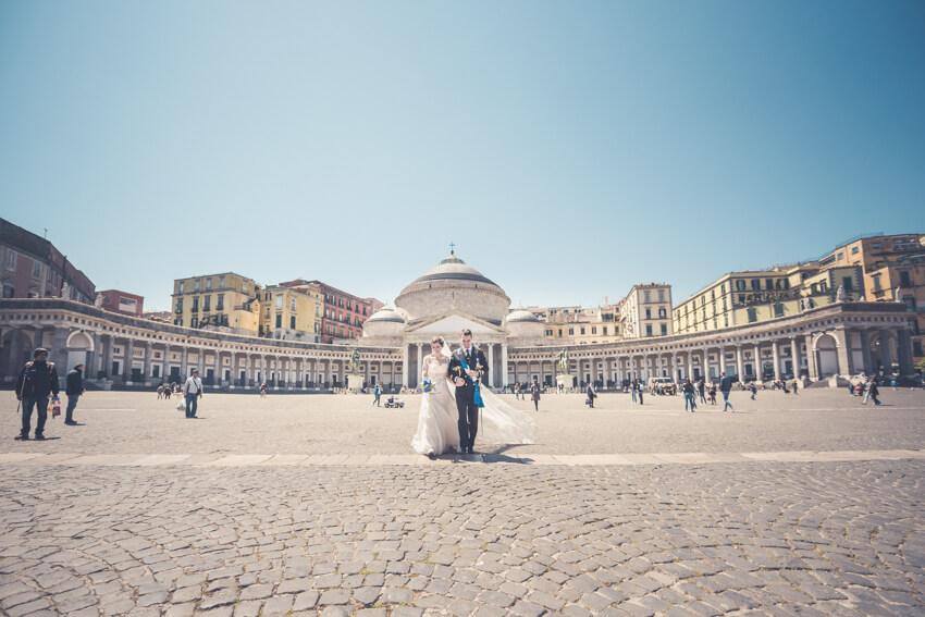 Simona e Marco - Matrimonio a Napoli 44