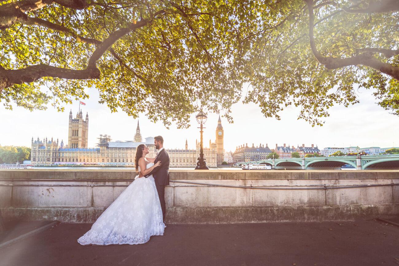 Susanna e Gabriele - Postwedding a Londra 17