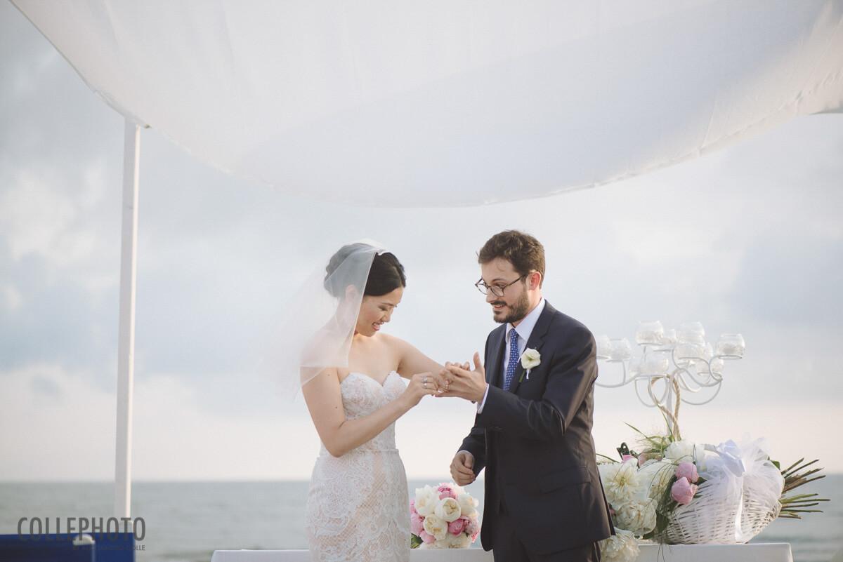 Tamara e Gianluca - Matrimonio al Bambaissa Forte dei Marmi Wedding 062