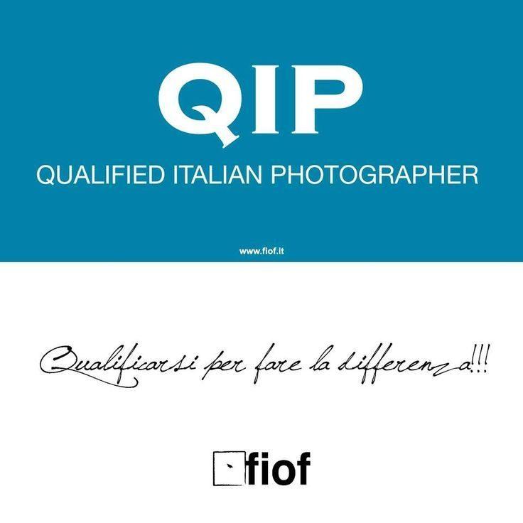 Qualified Italian Photographer QIP