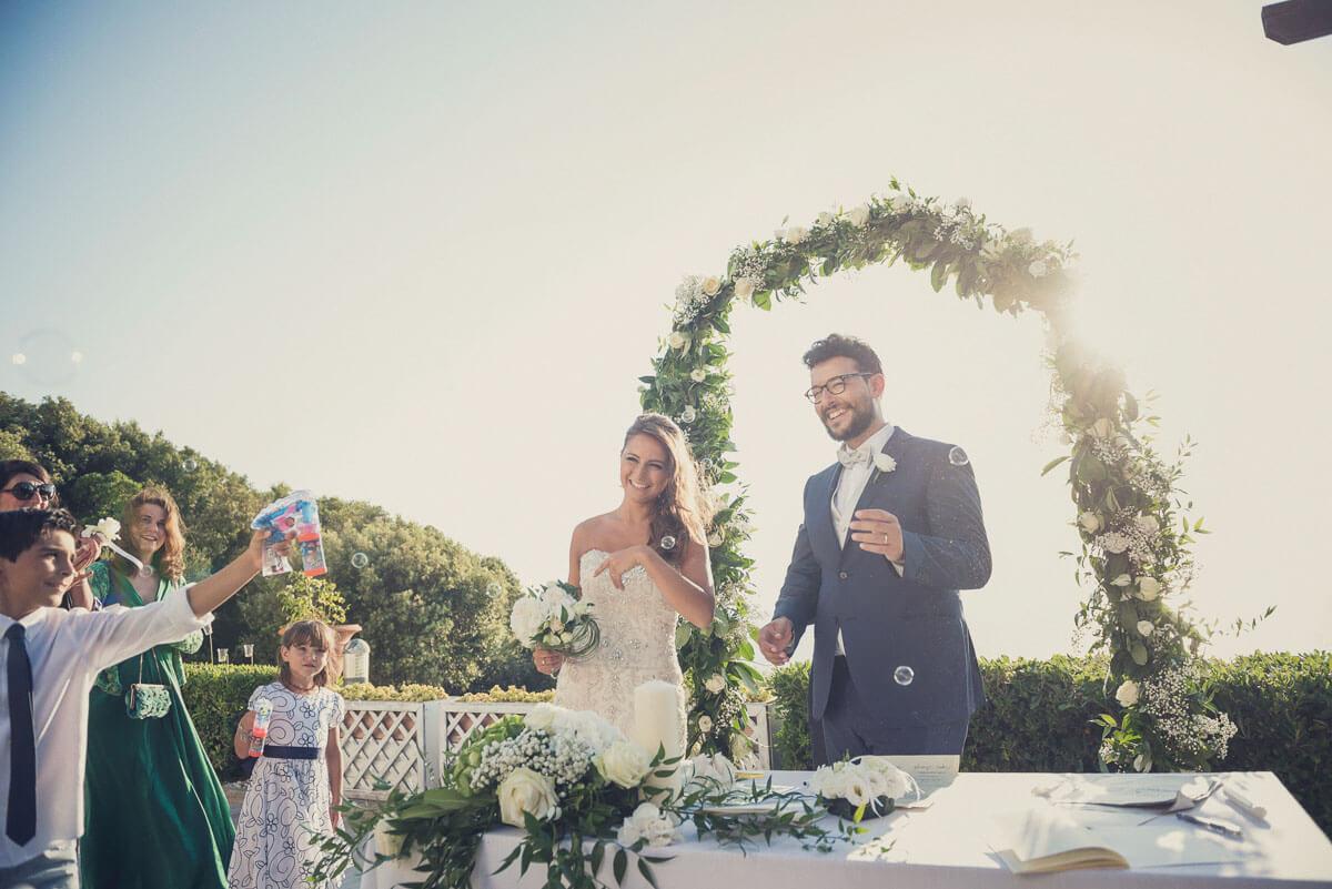 Alessia e Francesco - Matrimonio a Villa Parisi Castiglioncello Wedding 48