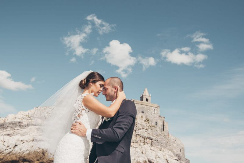 Cristel e Francesco - Matrimonio a Portovenere Wedding 47
