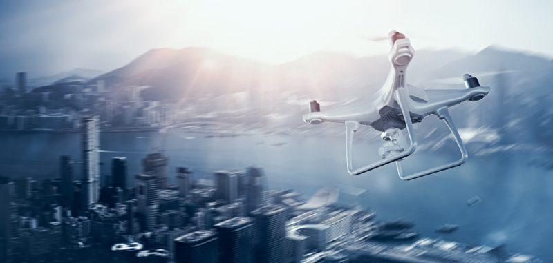 drone nei matrimoni