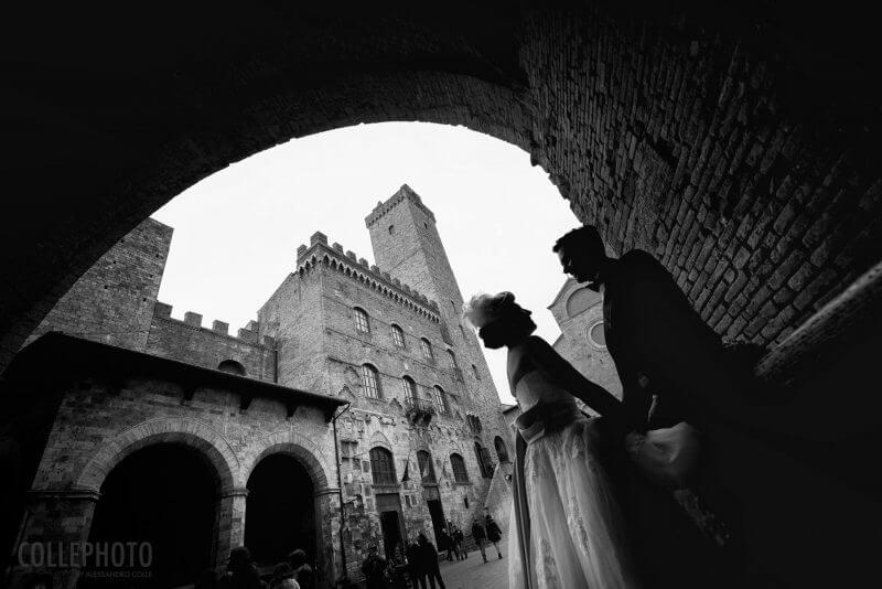 Giada e Andrea - Matrimonio San Gimignano 34
