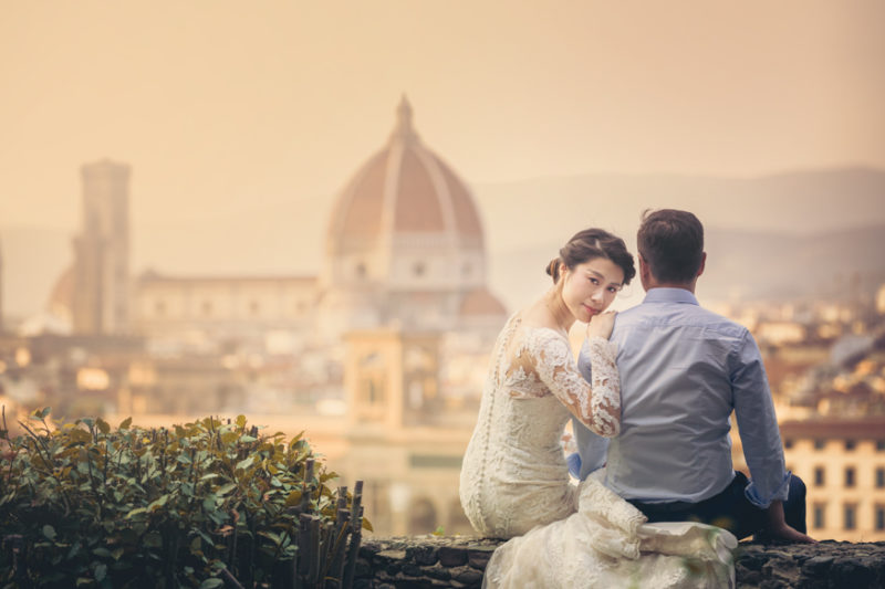 Honeymoon a Firenze 45