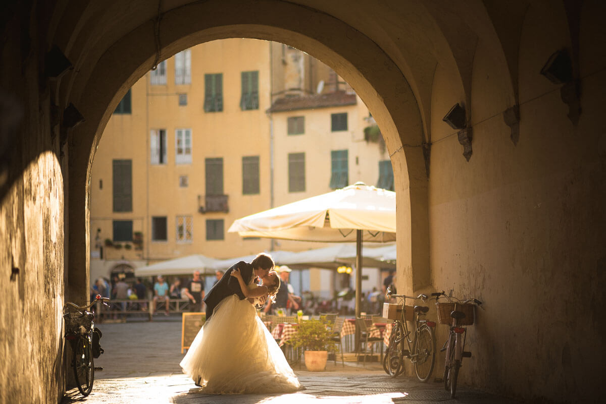 Marco e Roberta - Matrimonio a Lucca Wedding 29