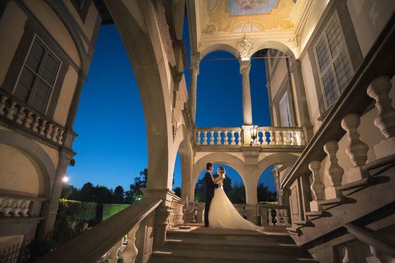Marco e Roberta - Matrimonio a Lucca Wedding 46