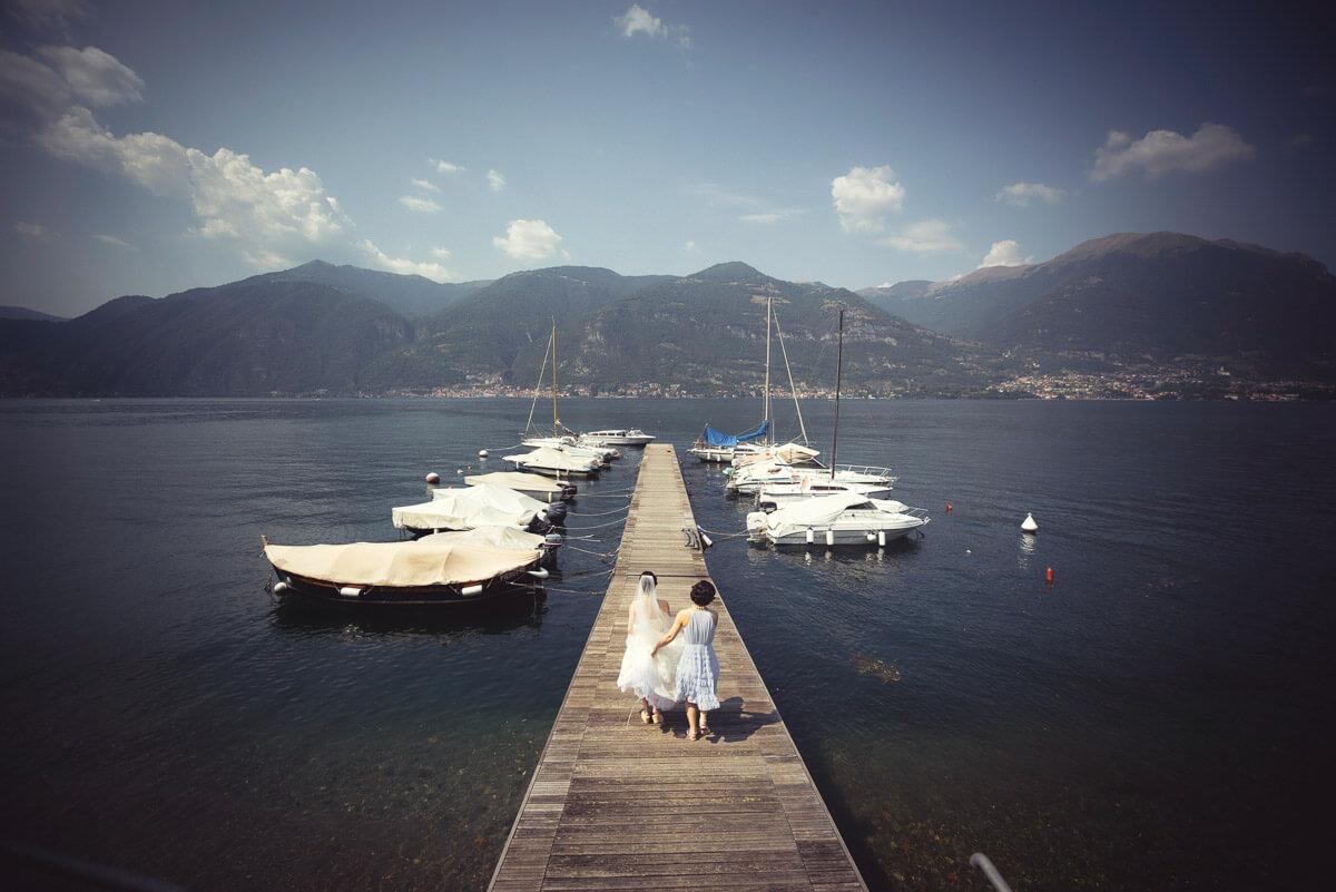 Melanie e Edward - Matrimonio sul Lago di Como Lake Wedding 07