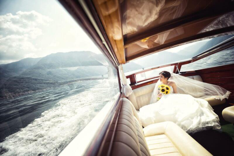 Melanie e Edward - Matrimonio sul Lago di Como Lake Wedding 09