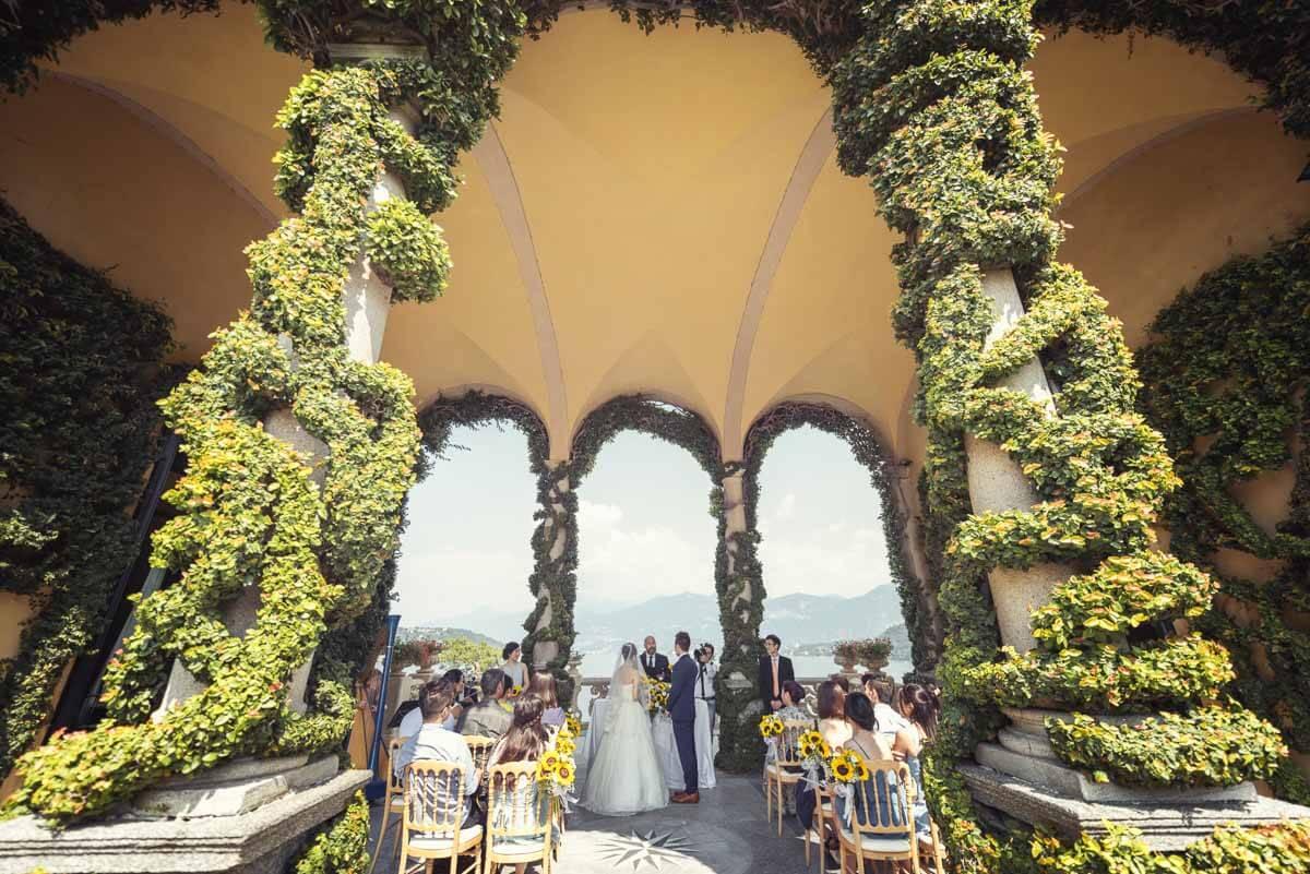 Melanie e Edward - Matrimonio sul Lago di Como Lake Wedding 11