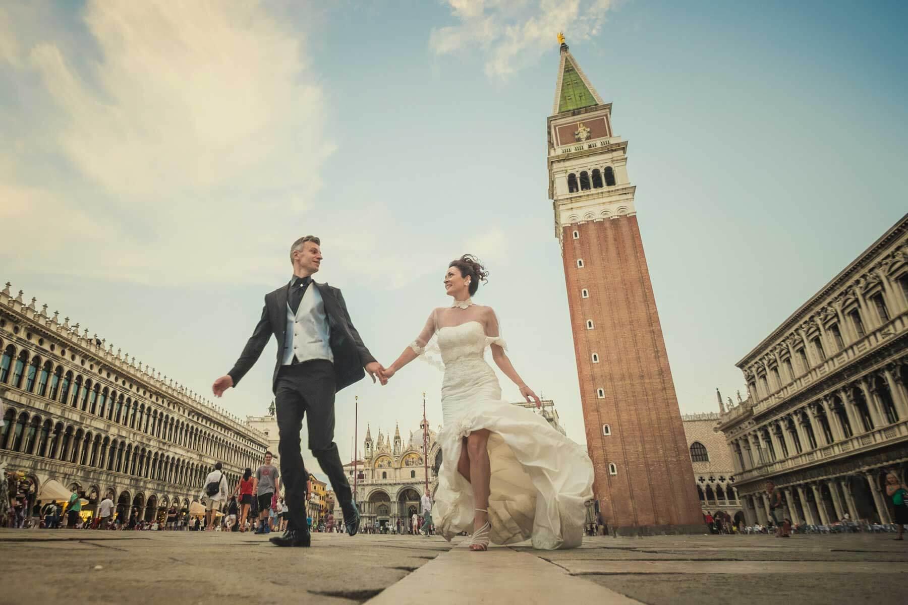 Serena e Vladimir - Matrimonio a Venezia Venice Wedding 45