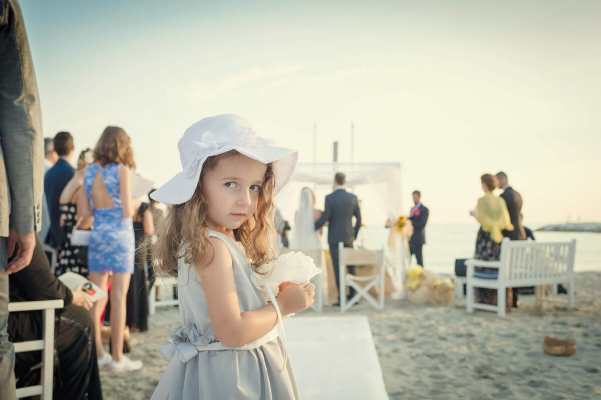 Sposarsi in spiaggia in Versilia