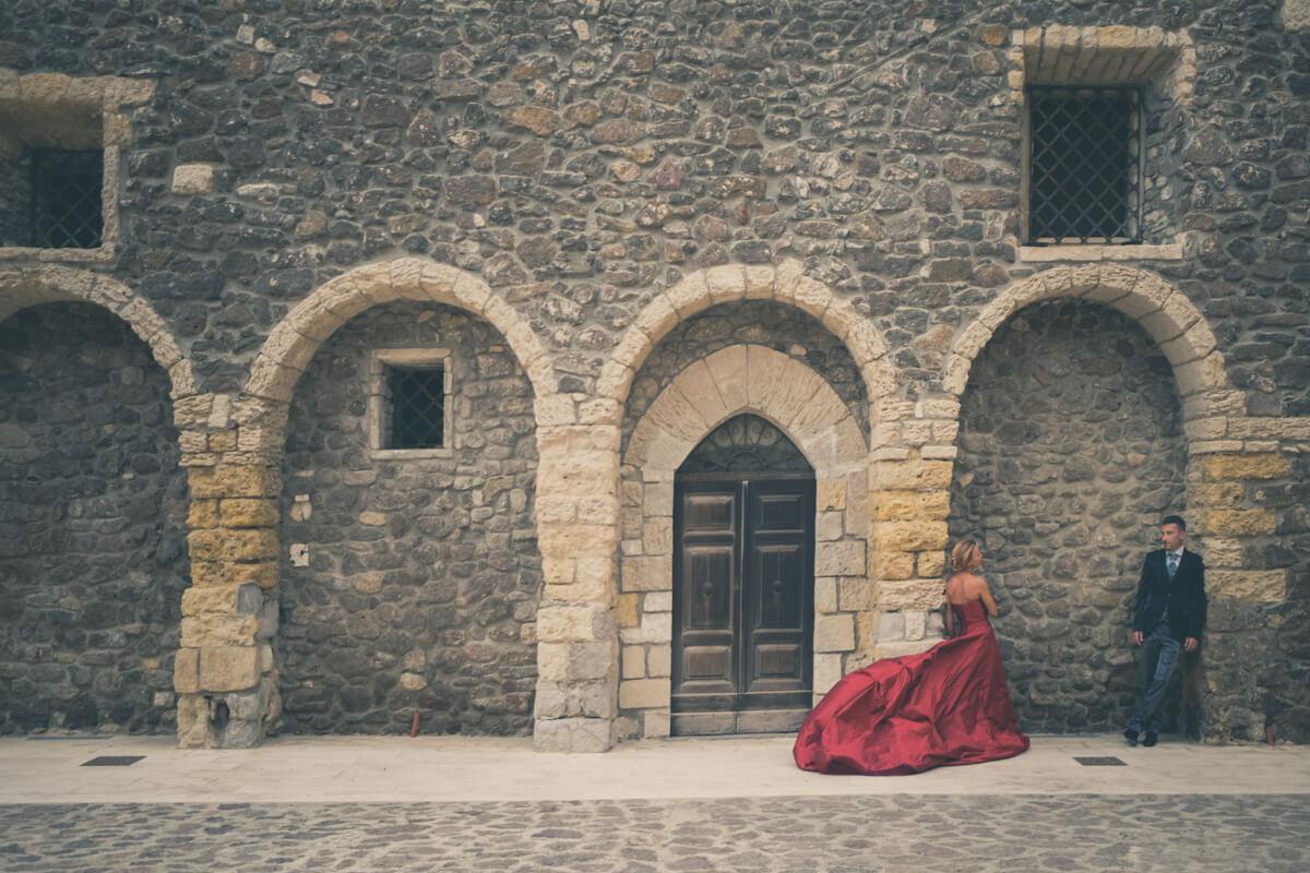 Stefano e Irene - Trash the Dress Sardinia Sardegna 06
