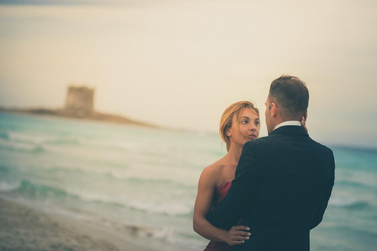 Stefano e Irene - Trash the Dress Sardinia Sardegna 24
